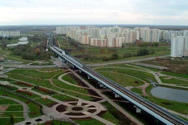 На юго-западе Москвы возведут уникальный малоэтажный жилой комплекс