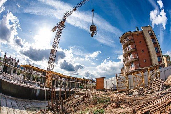 Промышленная зона в центре столице будет застроена жилыми домами