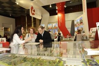 С 24 по 27 сентября в столице РФ пройдет специализированная выставка-продажа недвижимости
