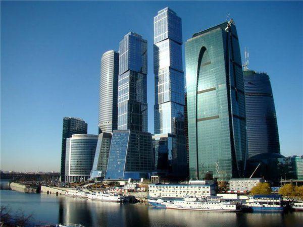 Небоскребы в «Москва-Сити» оборудуют медиафасадами