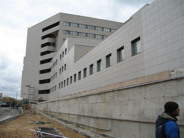 Объявлен конкурс на капитальный ремонт Боткинской больницы
