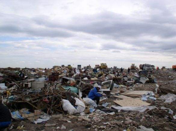 Недалеко от свалки «Саларьево» появится новый жилой комплекс
