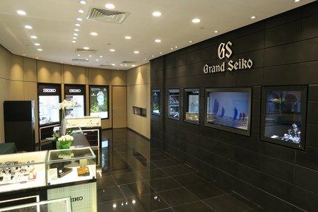 Свое 50-летие присутствия на российском рынке Seiko Watch Corporation отметила открытием столичного бутика