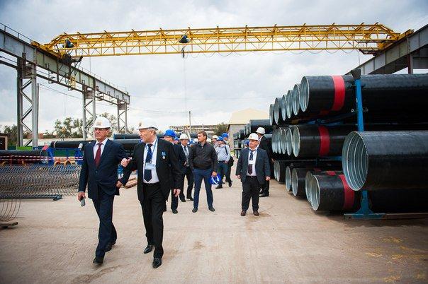 Столичные власти предлагают к торгу Московский трубозаготовительный комбинат