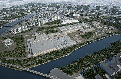 В промзоне «Южный порт» появится производство стройматериалов