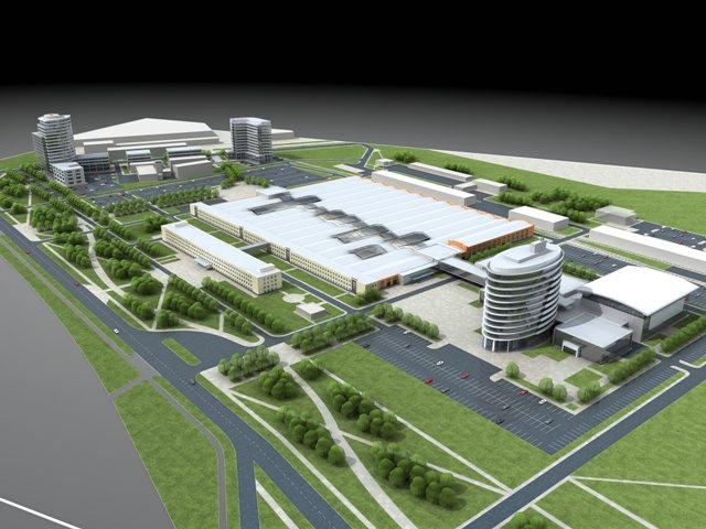 В Подмосковье может появиться индустриальный парк для компаний из Поднебесной