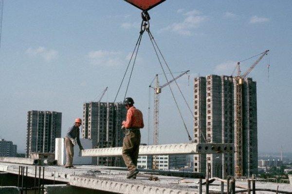 Темпы жилищного строительства в Москве начали снижаться