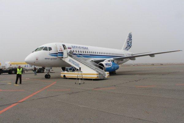 Столичная авиакомпания «Московия» подала в суд заявление о банкротстве