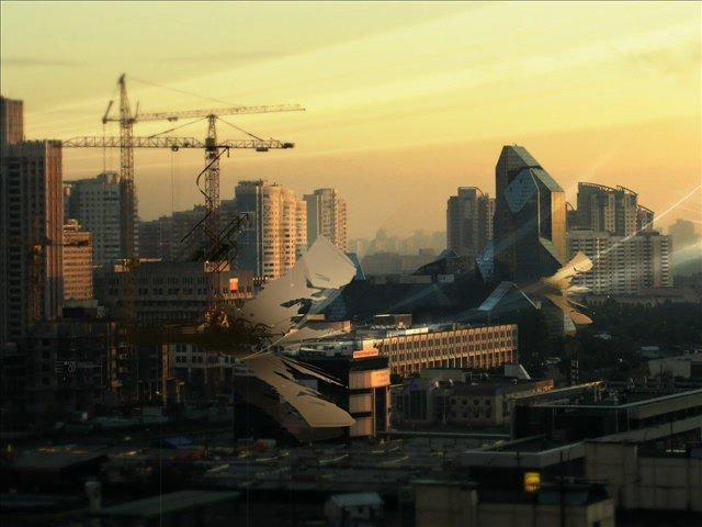 На протяжении пяти лет инвесторами в Москве было возведено 27 млн кв. м. недвижимости