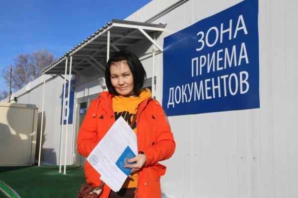 С начала года в миграционном центре в Сахарово выдали около 350 тысяч патентов