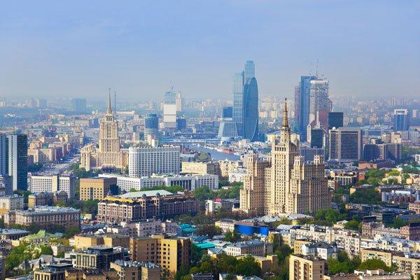 Москва увеличивает бюджет за счет налогов