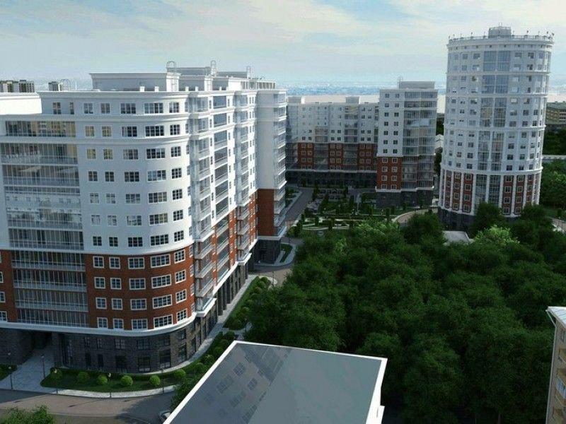 На столичном рынке элитного жилья сменился лидер по объему предложения