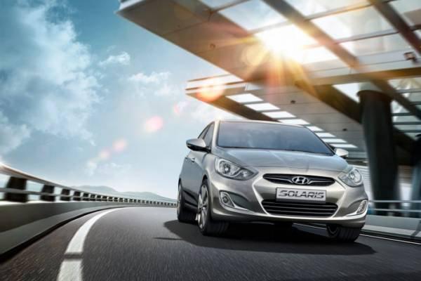 Абсолютным лидером столичного автомобильного рынка по итогам сентября стал Hyundai Solaris