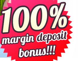 JustForex дарит бонус при каждом пополнении счёта