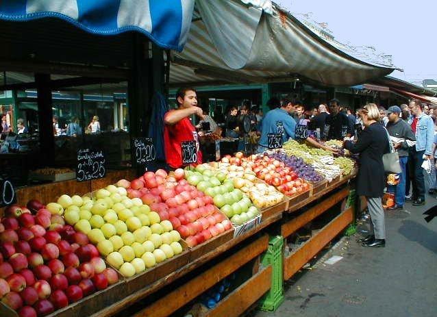 Мэрия намерена ликвидировать все оставшиеся столичные открытые рынки