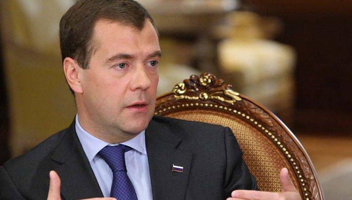 Иностранные компании обсудят с Медведевым трудности работы в России
