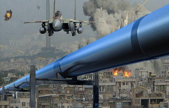 В борьбе с терроризмом в Сирии явственно просматриваются экономические интересы Москвы