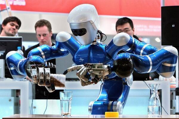 В следующем месяце в Москве откроется специализированная выставка по робототехнике