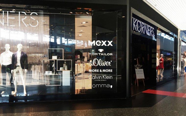 Столичные MEXX заменят мультибрендовыми магазинами KORNERS