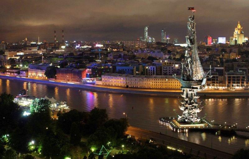 Москва впервые за последние пять лет вошла в ТОП-25 наиболее влиятельных столиц планеты