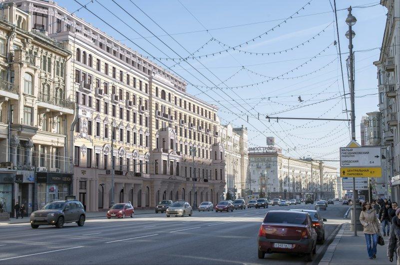 Реконструкция гостиницы «Люксъ» обойдется компании Hilton в 6,6 млрд рублей