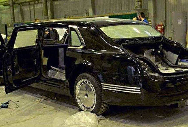 Производство лимузинов для представителей высших эшелонов власти могут наладить в Москве