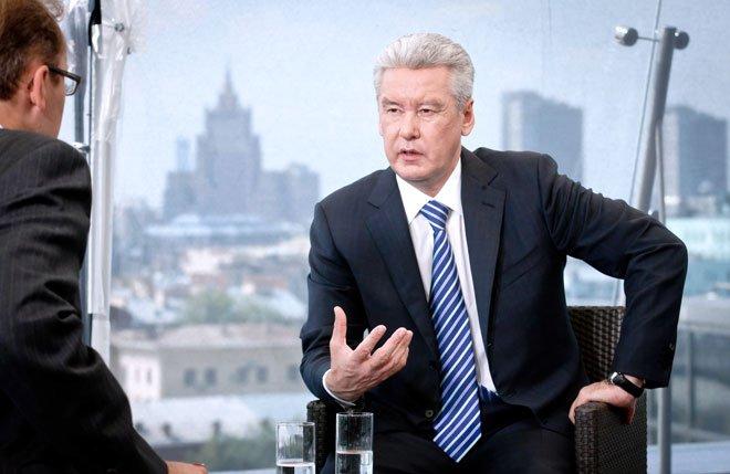 Собянин заверил широкую общественность в том, что мэрия не планирует вводить платный проезд в столицу