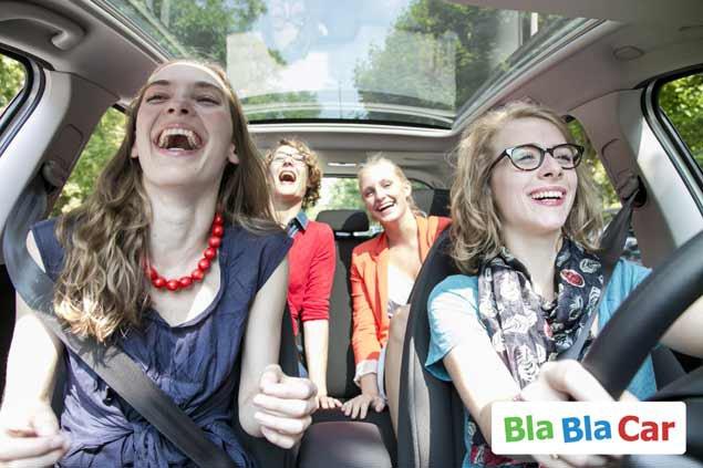 Компании AIRBNB и BlaBlaCar активно осваивают столичный рынок