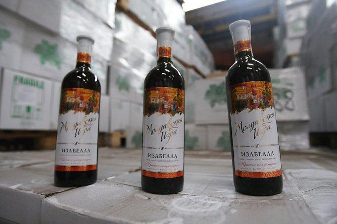 Вина Молдавии планомерно возвращаются на рынок РФ
