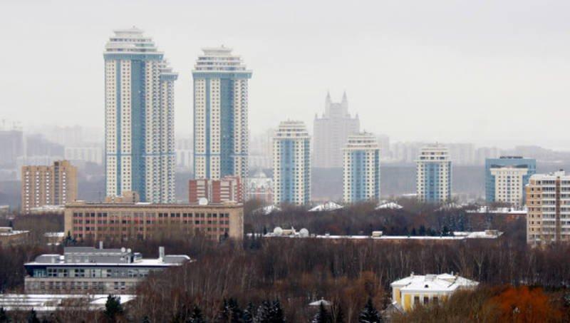 На столичном рынке жилья наблюдается отток региональных покупателей