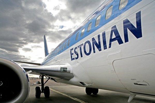 Nordic Aviation заменит ушедшую с российского рынка авиакомпанию Estonian Air