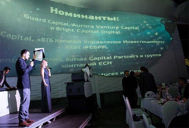 Лучшие венчурные инвесторы РФ будут названы на Venture Awards Russia 2015