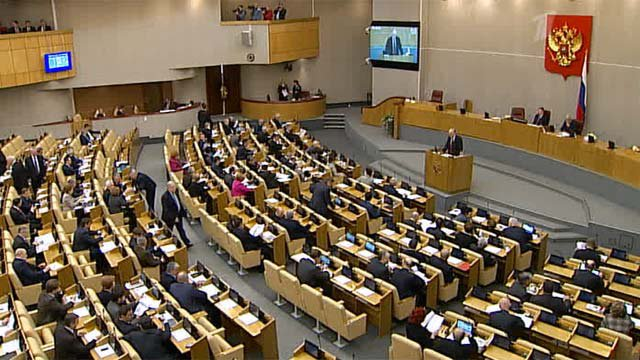 Депутаты пытаются сдержать рост ЕНВД