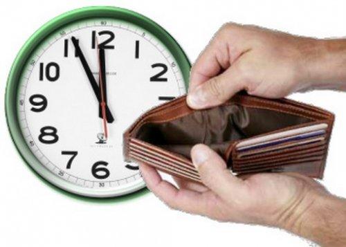 Просроченная кредитная задолженность жителей Москвы сократилась более чем на 1/4