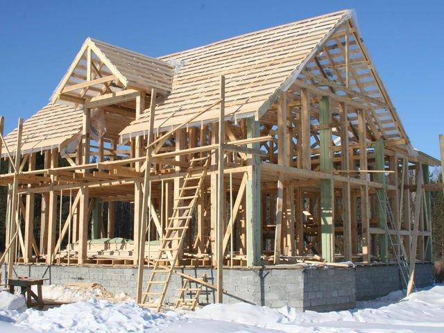 В России может появиться специальная ипотека для деревянных домостроений