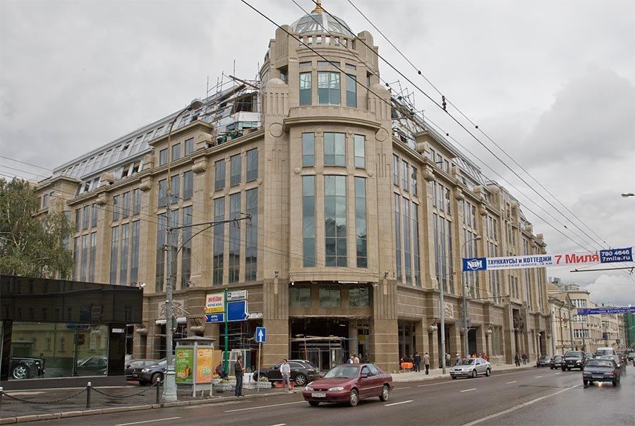 Столичный «Военторг» будет продан группе БИН за 12 млрд рублей