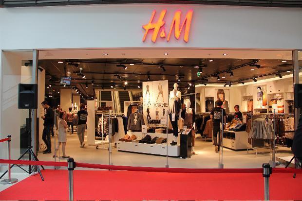 Крупнейший в РФ универмаг H&M будет открыт в Москве