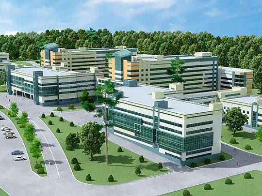 В Сколково возведут Международный медицинский кластер