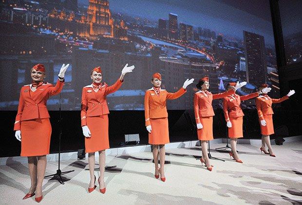 Компания «Аэрофлот» заплатит за свой корпоратив 65 млн рублей