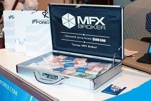 У MFX определились победители Snow Rally