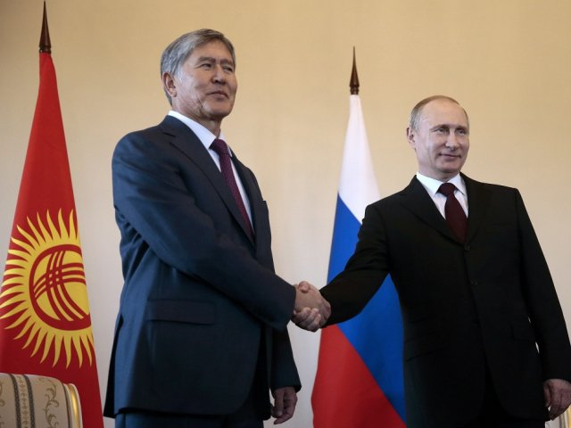 Официальной Москве так и не удалось изыскать средства для возведения киргизских ГЭС