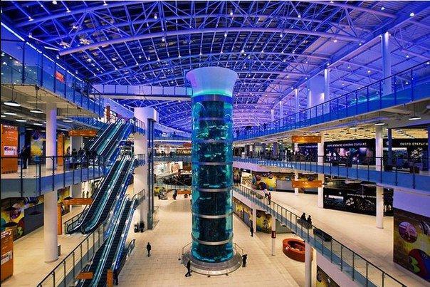 Столица РФ поставила очередной рекорд по объему свободных торговых площадей