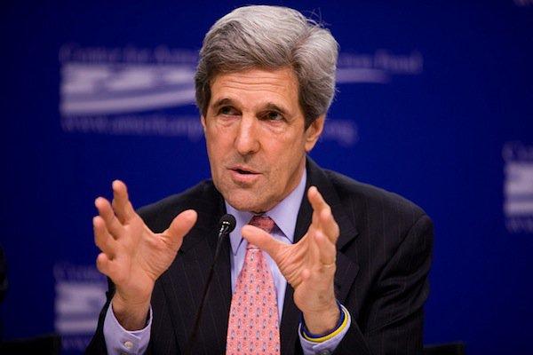 Экономические ограничения могут быть сняты с РФ через несколько месяцев - Д. Керри
