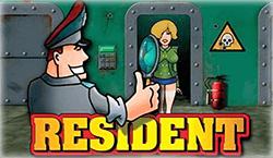 Обзор игрового автомата Resident от Igrosoft