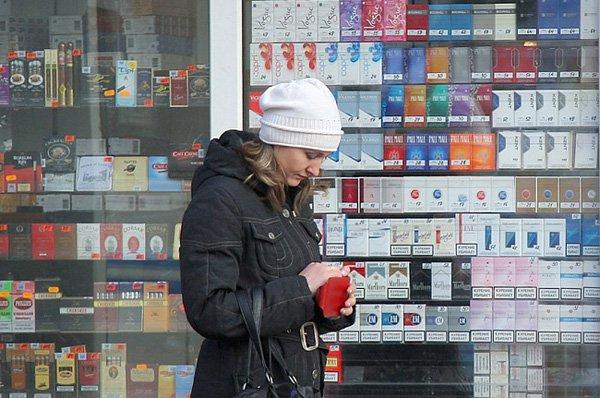 Российский табачный рынок покидают дешевые сигареты