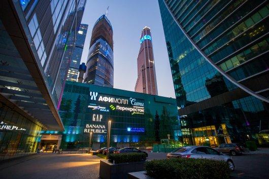 ТРЦ «Афимолл Сити» пользуется немалым спросом у работников «Москва-Сити»