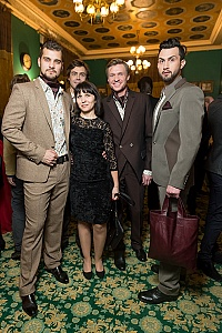 Дизайнер одежды Елена Брежнева: