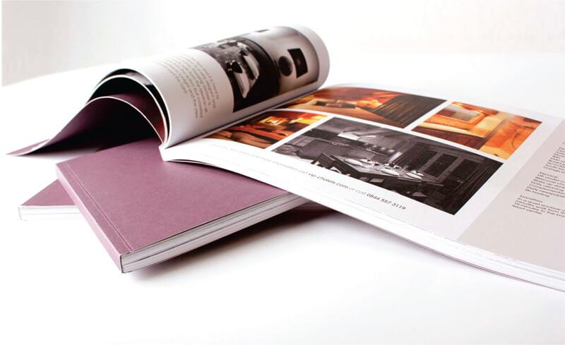 Секреты печати каталогов в типографии