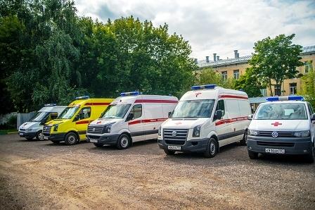 Транспортировка лежачих больных в Москве от клиники