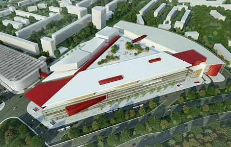 На севере столицы построят крупный МТК